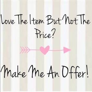 🌸 Make An Offer 🌸